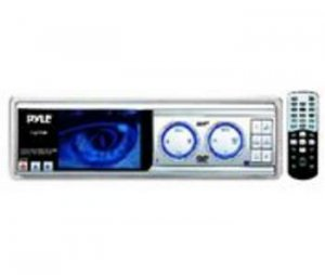 "Pyle PLDTF5M DVD/MP3/CD Receiver with 2.5"" TFT Screen"