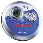 Philips AX3311 Portable CD Player