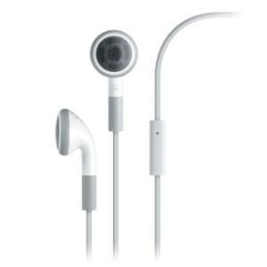 New Genuine Apple MA814LL/A Stereo Headset Earphones With Mic