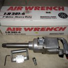 NEW Ingersoll Rand IR 281-6 1&quot; Inch Drive Air Impact Wrench Ext Anvil