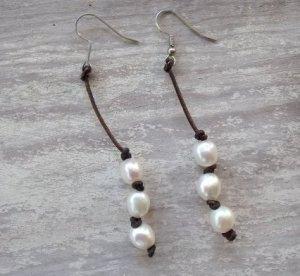 Tri Dangles Earrings