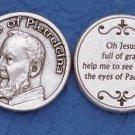 St. Padre Pio Pocket Coin M-235