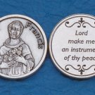 St. Francis Pocket Coin M-236
