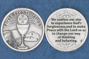 First Reconciliation Pocket Coin M-243