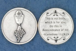 Communion Pocket Coin M-238