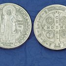 St. Benedict Pocket Coin M-240