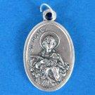 St. Agnes  Medal M-108