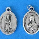 St. Augustine / St. Monica Medal M-29