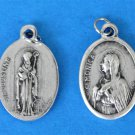 St. Monica / St. Augustine Medal M-29