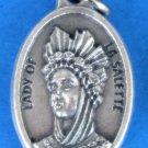 Our Lady of La Salette Medal M-138