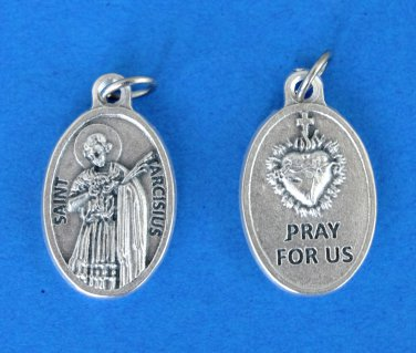 ***EXCLUSIVE*** St. Tarcisius medals M-328