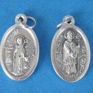 St. Bridget/ St. Patrick Medal M-6