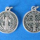 St. Benedict Round Medal M-178