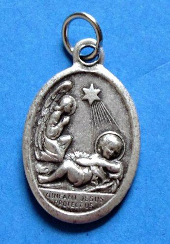 Infant Jesus Medal M-82