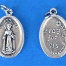 St. Dymphna Medal M-63
