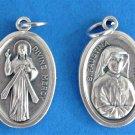 St. Faustina Medal  M-124