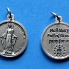 Round Miraculous Medal M-247