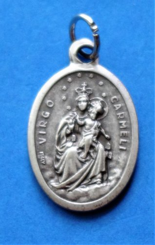 Our Lady of Mount Carmel Medal M-122