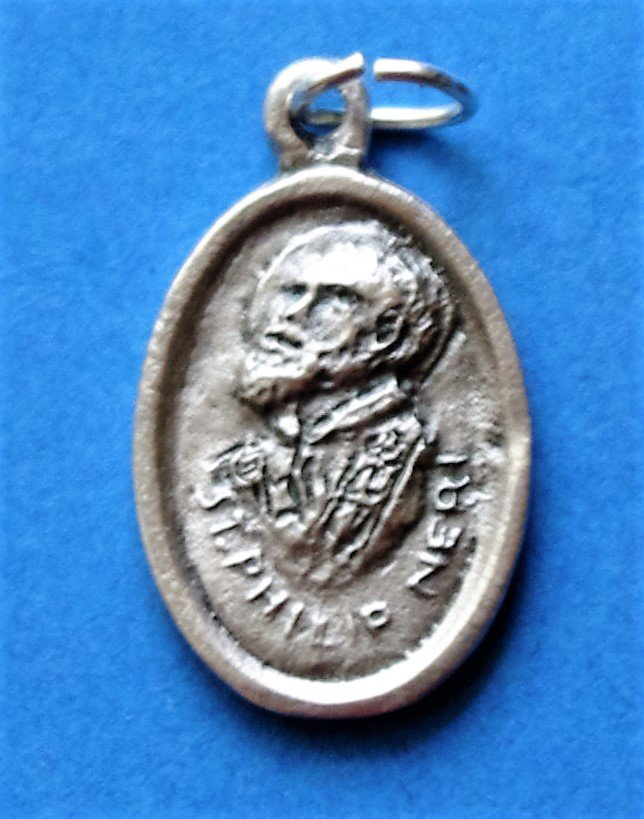 St. Philip Neri Medal M-155