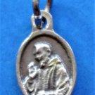 Padre Pio Mass Charm B-22