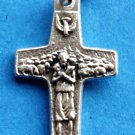 *mini* Pope Francis Pectoral Cross Pendant C-62