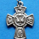 Small Four Way Cross Pendant C-9