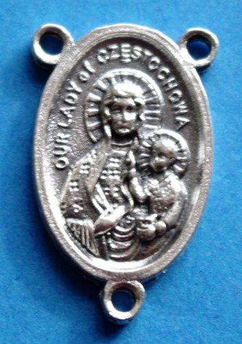 Our Lady of Czestochowa Rosary Centerpiece R-21