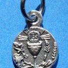 Super Mini Blessed Sacrament Medal B-59