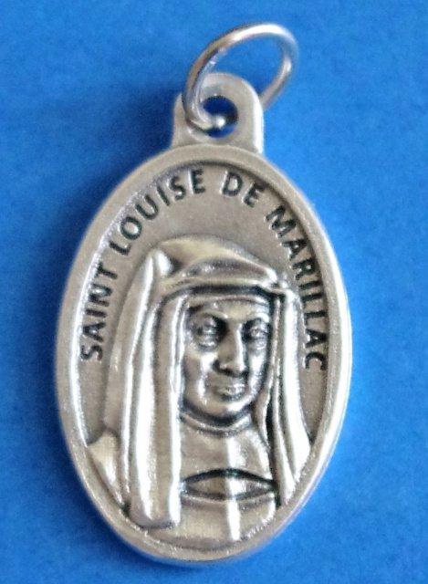 St. Louise de Marillac Medal M-182