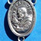St. Padre Pio Rosary Centerpiece R-11