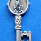 M-192 Our Lady of Fatima Key Pendent