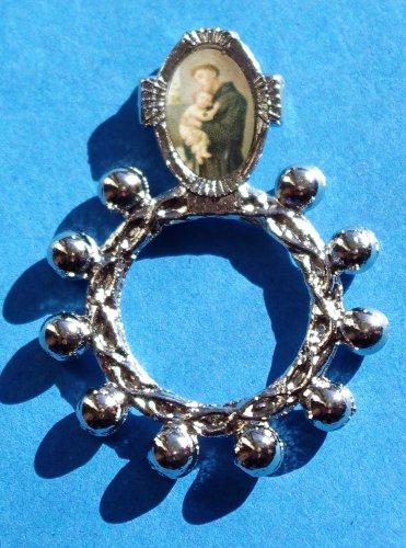 RR-7 St. Anthony Rosary Ring