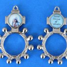 RR-12 St. Teresa of Calcutta Rosary Ring