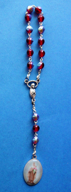 D-14 Our Lady of Mount Carmel Devotional Chaplets