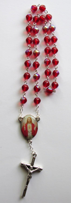 D-17 Sacred Heart of Jesus Devotional Chaplet