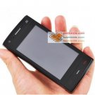 "3.2"" Touch Screen WCDMA 3G Dual SIM WIFI JAVA Mobile Phone W301"
