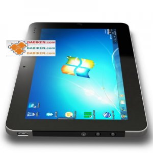 "3G Windows 7 10.1"" Multi-Touch Screen WIFI Tablet PC MID R881G"