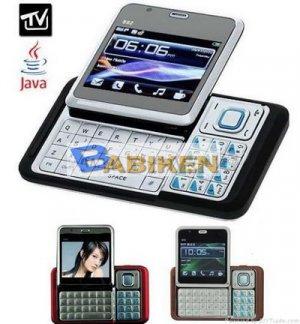 Sidekick TV Dual SIM Unlocked Quadband Cell Phone Babiken S92