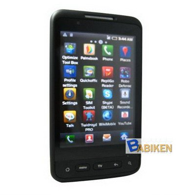 3.8 Inch Capacitive Screen GSM WCDMA Android Smartphone F9191
