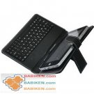 "7"" Tablet PC Keyboard, Android MID Leather Keypad, Flip Case"