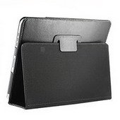 Apple Ipad1 Leather Case with Stand in Different Colors