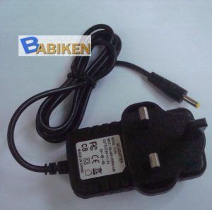 Replacement Charger Adaptor for Android Tablet PC Eken M001 L705--UK Standard