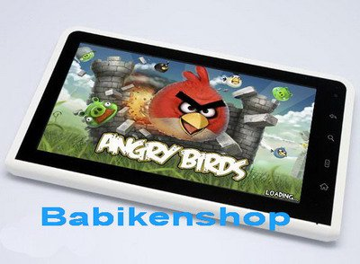 "Cortex A9 Dual Core 7"" Multi-Touch Android 2.2 Tablet Babiken M9--Free Shipment"