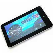 """Budget VIA8650 7"""" 4GB Android Tablet PC Support External 3G--Free shipment"""