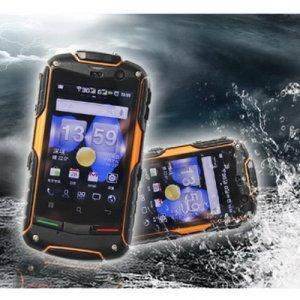 Rugged Smartphone Rock V5, Waterproof Dust-Resistant Shockproof