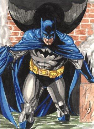 BATMAN THE ORIGINAL CROC HUNTER