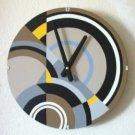 WALL CLOCK - ART DECO
