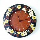 WALL CLOCK-MODERN - FUNCTIONAL HOME DECOR