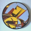 WALL CLOCK - MODERN - ORIGINAL - FUNCTIONAL ART