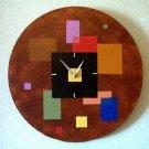 FUNCTIONAL ART - WALL CLOCK - MODERN WALL DECOR